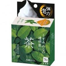 COW SOAP Shizengokochi – мыло с зеленым чаем