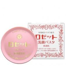 ROSETTE Medicated - паста для умывания для нормальной и жирной кожи