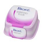 KAO Biore Fukudake Cotton — салфетки для снятия макияжа без умывания, 46 шт.