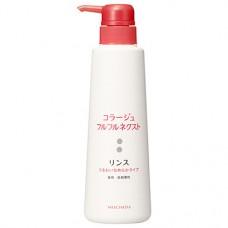 COLLAGE Furufuru Rinse, Medicated — антигрибковый бальзам-ополаскиватель для сухих волос, 400 мл.