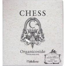 MOLTOBENE Chess Organicoside — пробники шампуня и бальзама