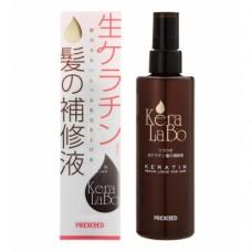 YANAGIYA Kera Labo — бессиликоновый спрей для волос с жидким кератином
