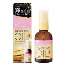 LUCIDO-L Argan Rich Oil — масло для волос