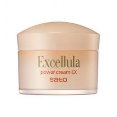 SATO Excellula Power Cream EX — крем для возрастной кожи