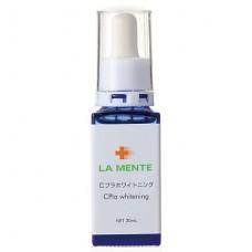 LA MENTE C Pla Whitening, medicated — укрепляющая витаминная сыворотка