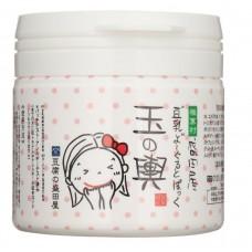 Tamanokoshi Tofu Yogurt —  йогуртовая маска из тофу для лица