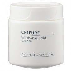 CHIFURE Washable Cold cream — очищающий массажный крем, 300 гр.