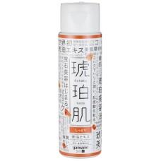 YAMANO Kohaku Hada — увлажняющий лосьон с янтарем для всех типов кожи