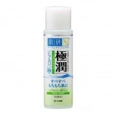 HADA LABO Gokujun light type - лосьон с гиалуроновой кислотой для нормальной и склонной к жирности кожи