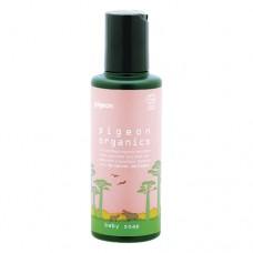 Pigeon  Organics baby soap — жидкое органическое мыло, 0+, 130 мл.