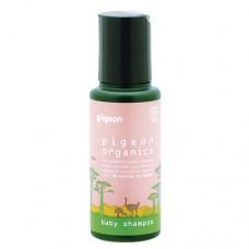 Pigeon  Organics baby shampoo —  органический шампунь, 0+, 130 мл.