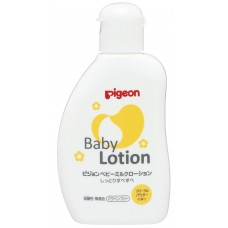 Pigeon  Baby Lotion — лосьон-молочко для глубокого увлажнения с цветочным запахом, 0+, 120 мл.