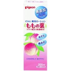 Pigeon  Baby Lotion —  лечебный лосьон от потницы и трещин, 0+, 200 мл.