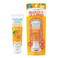 Combi  Gel for Tooth  - гель для чистки молочных зубов  6 мес.+