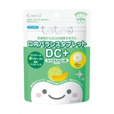 Combi teteo Bean DC+ - детские леденцы для укрепления зубов, 20 мес+