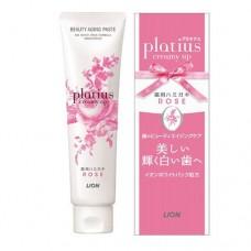 PLATIUS Creamy Up (Rose) — зубная паста, 40гр.