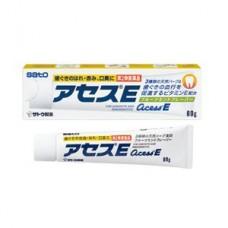 SATO Acess E, Medicated — лечебная паста против болезней дёсен, 60 гр.