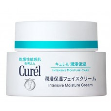 KAO Curel medicated moisture cream — увлажняющий крем