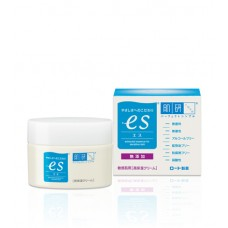 HADA LABO ES moist cream — крем для чувствительной кожи