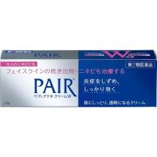 LION Pair Acne Cream W — лечебный крем для локального применения, 14 гр.