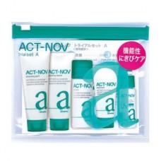 NOV AC Active trial set — набор миниатюр косметики против прыщей у взрослых
