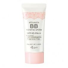 Ettusais BB Mineral White осветвляющий крем для чувствительной кожи