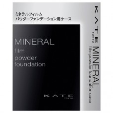Kanebo KATE Mineral Film Powder foundation  компактная пудра, кейс