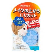 PRIVACY UV Face Powder SPF50+ — солнцезащитная  пудра