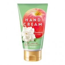 KRACIE Aroma Resort hand cream — крем для рук с ароматом яблока и гардении