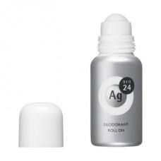 SHISEIDO deodorant Ag+ - роликовый дезодорант с ионами  серебра, 40 гр.