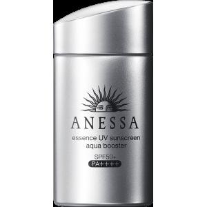 SHISEIDO Anessa Essence UV Aqua Booster SPF 50+/ PA++++ — отбеливающая защита от солнца  для тела и лица, 25 мл.
