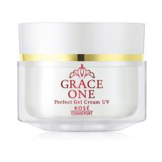 KOSE Cosmeport Grace One Perfect gel-cream  UV SPF 50+ PА++++— питательный крем для возрастной кожи c защитой от солнца