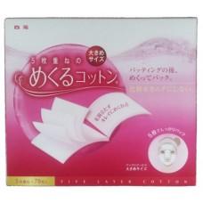HAKUGEN Mekuru Cotton  5-слойные ватные диски