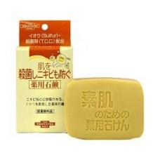 Yuze — противовоспалительное мыло с серой