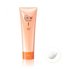 KANEBO Dew Beaute Cream Soap — пенка для умывания